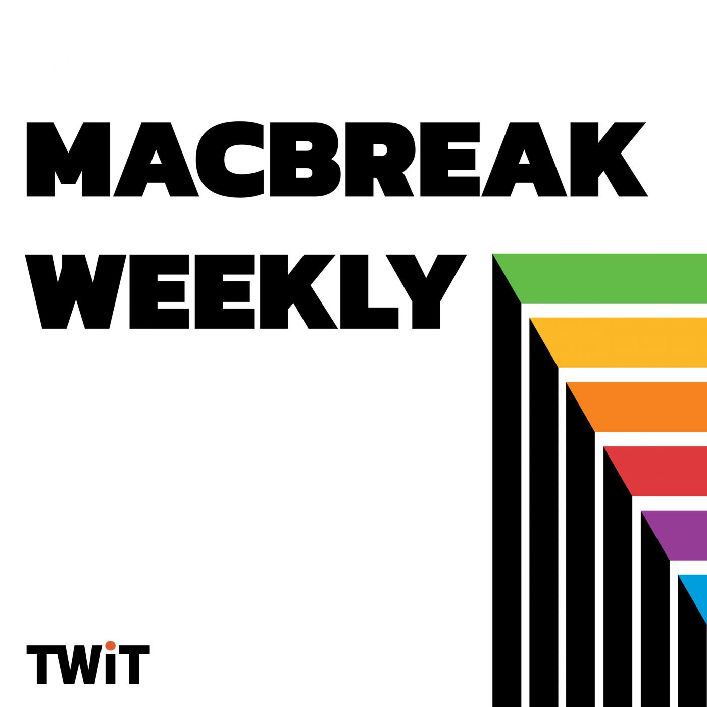 MacBreak Weekly (MP3)