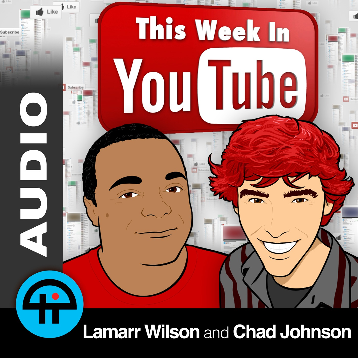 This Week in YouTube (MP3)