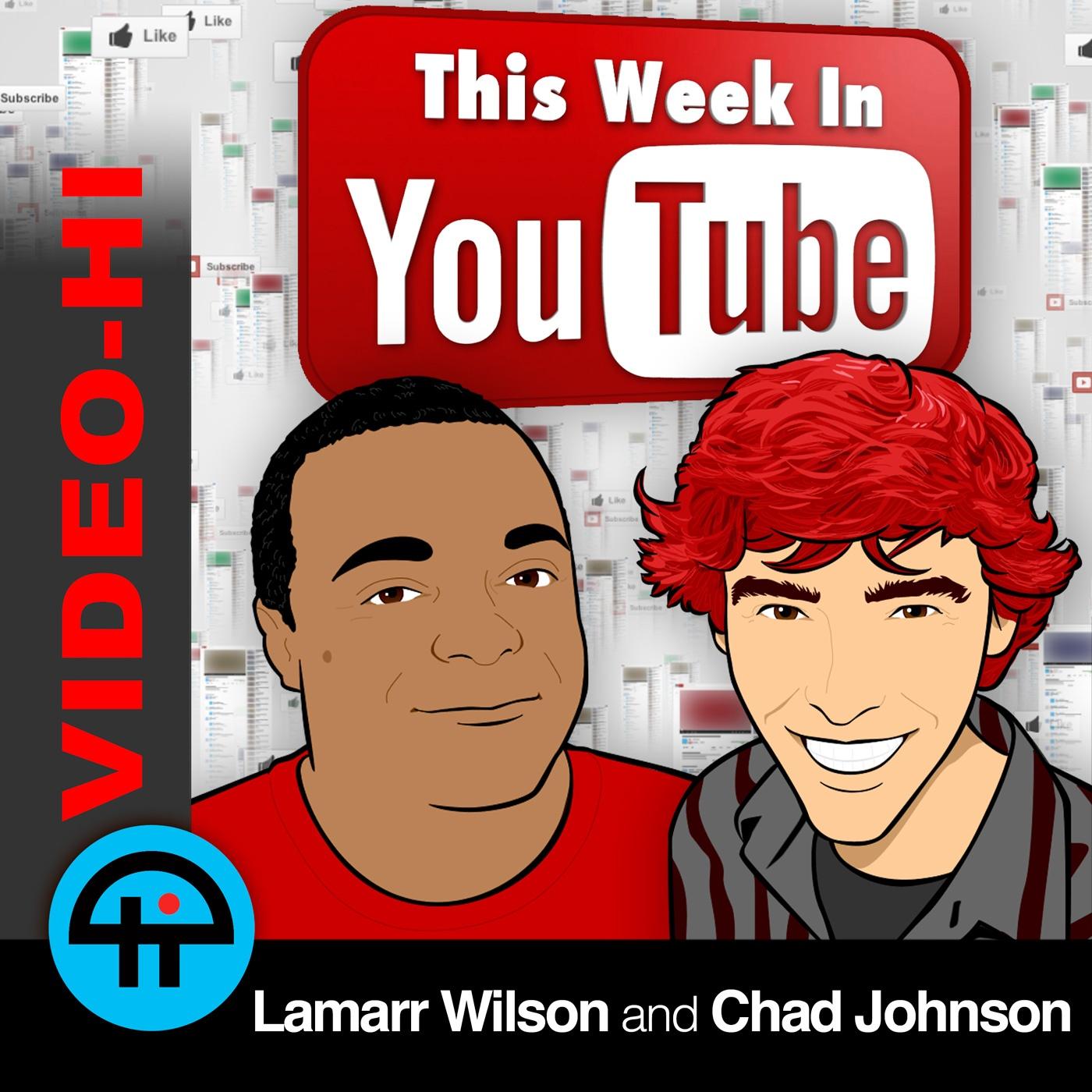 This Week in YouTube (Video-HI)